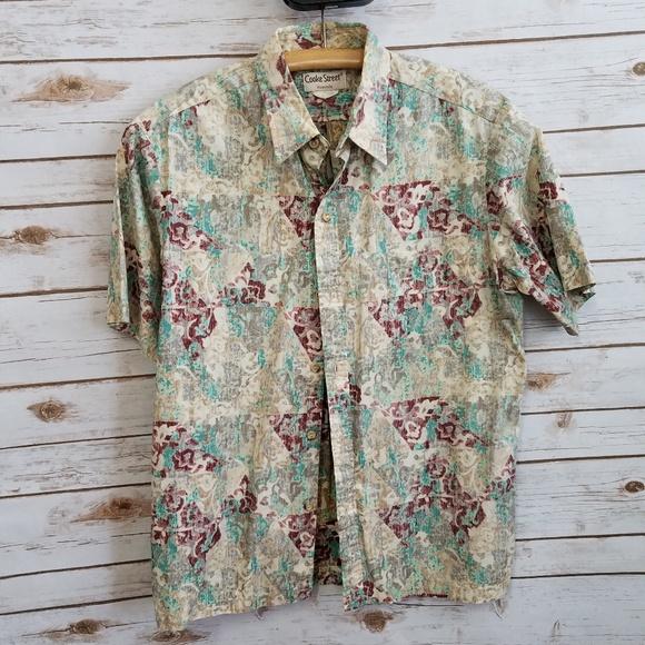 81a3c759 Cooke street Shirts | Honolulu Mens Short Hawaiian Shirt L | Poshmark